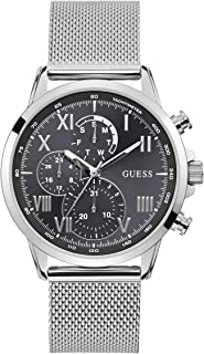 Guess Casual Watch for Men, Stainless Steel, W1310G1
