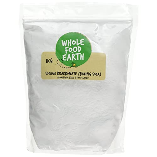 Wholefood Earth Sodium Bicarbonate Baking Soda 1 kg