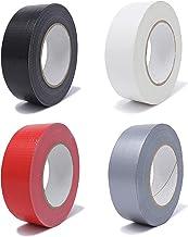 gws Weeftape, premium kwaliteit, natuurlijk rubber, pantser-Duct-tape, met de hand scheurbaar, steenband, lengte 50 m (4 k...