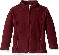 Classroom School Uniforms Girls Fitted Polar Fleece Jacket