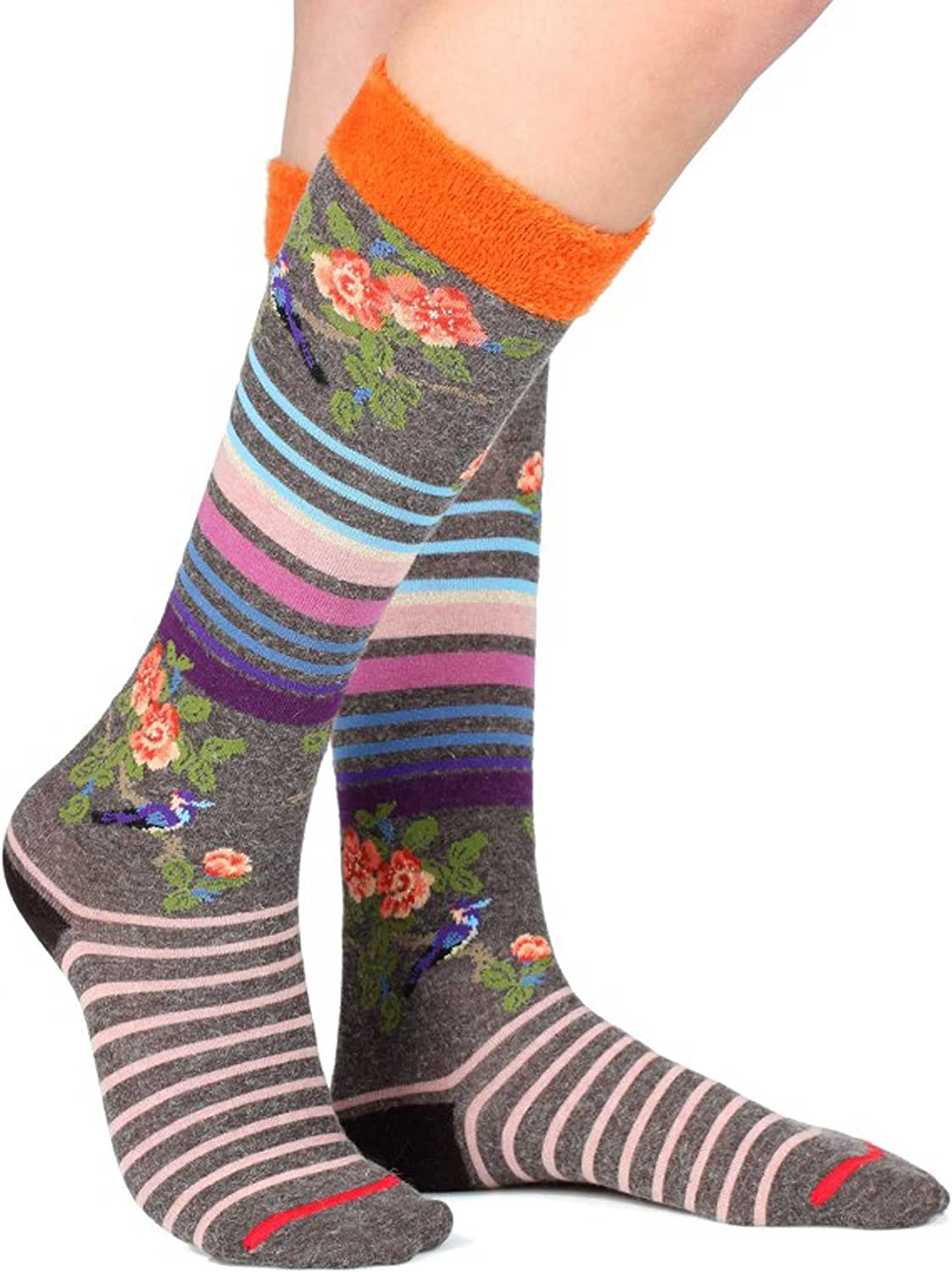 Dub & Drino France Women's Arm Warmers Fun Colorful Geometric and Floral Prints