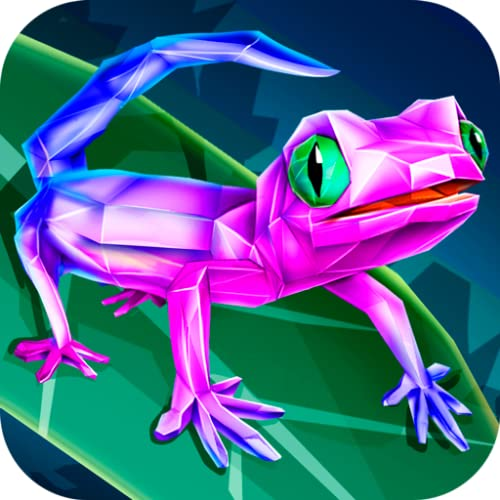 Iguana Lizard Survival Simulator 3D: Breeding in the Wilderness Game