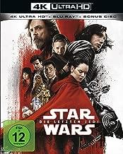 Star Wars: Episode VIII - The Last Jedi [Blu-Ray]