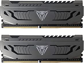 Patriot Viper Steel DDR4 8GB (2 x 4GB) 3200MHz Memory Kit - PVS48G320C6K