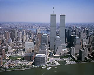 The World Trade Center Twin Towers Photo New York City NYC Architecture Photos 8x10