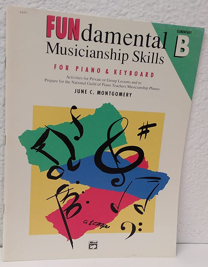FUNdamental Musicianship Skills, Elementary Level B Book