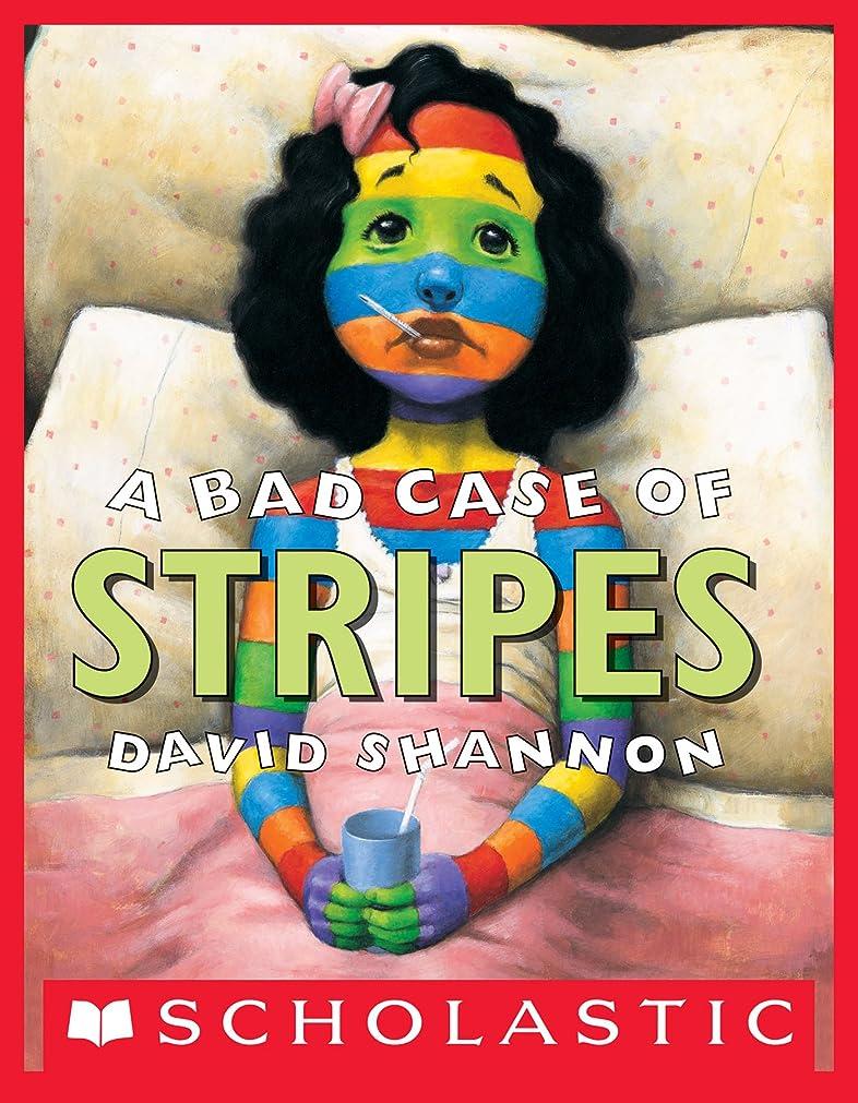 二層国際開拓者A Bad Case of Stripes (English Edition)