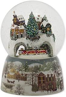 village snow globe