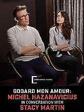 Michel Hazanavicius and Stacy Martin on GODARD MON AMOUR