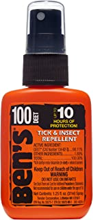 Ben's 100 Insect Repellent Pump 1.25oz (Pack of 4)