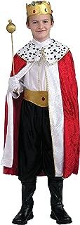 Regal King Kids Costume
