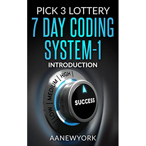 Pick 3 and Pick 4 Lottery In Books: Amazon com