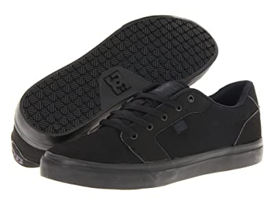 DC Anvil (Black/Black) Men