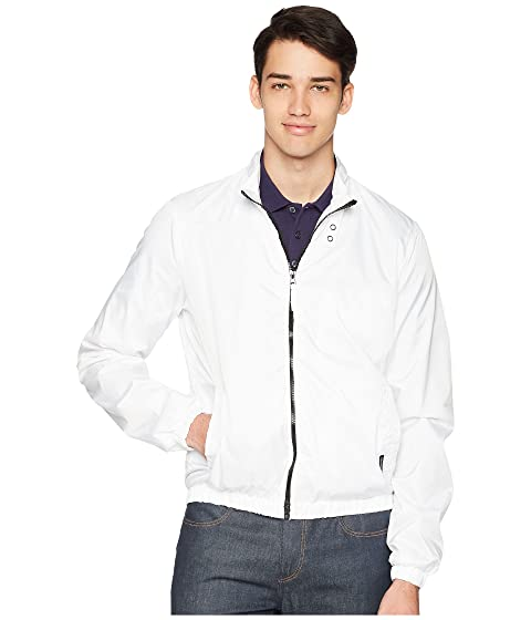 MEMBERS ONLY Packable Windbreaker, White