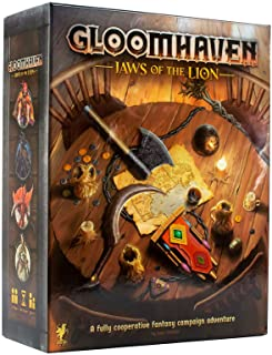 Cephalofair Games CPH0501 Gloomhaven- Jaws of The Lion Board Game