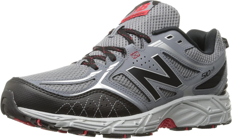 Amazon.com   New Balance Men's 510v3 Trail Running Shoe   Trail ...