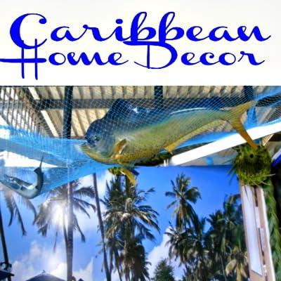 Caribbean Home Décor