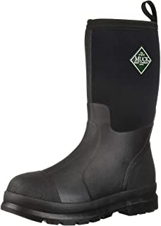 Muck Chore Kids' Rubber Boots Black