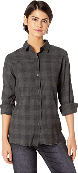 Long Sleeve Wilson Flannel Top