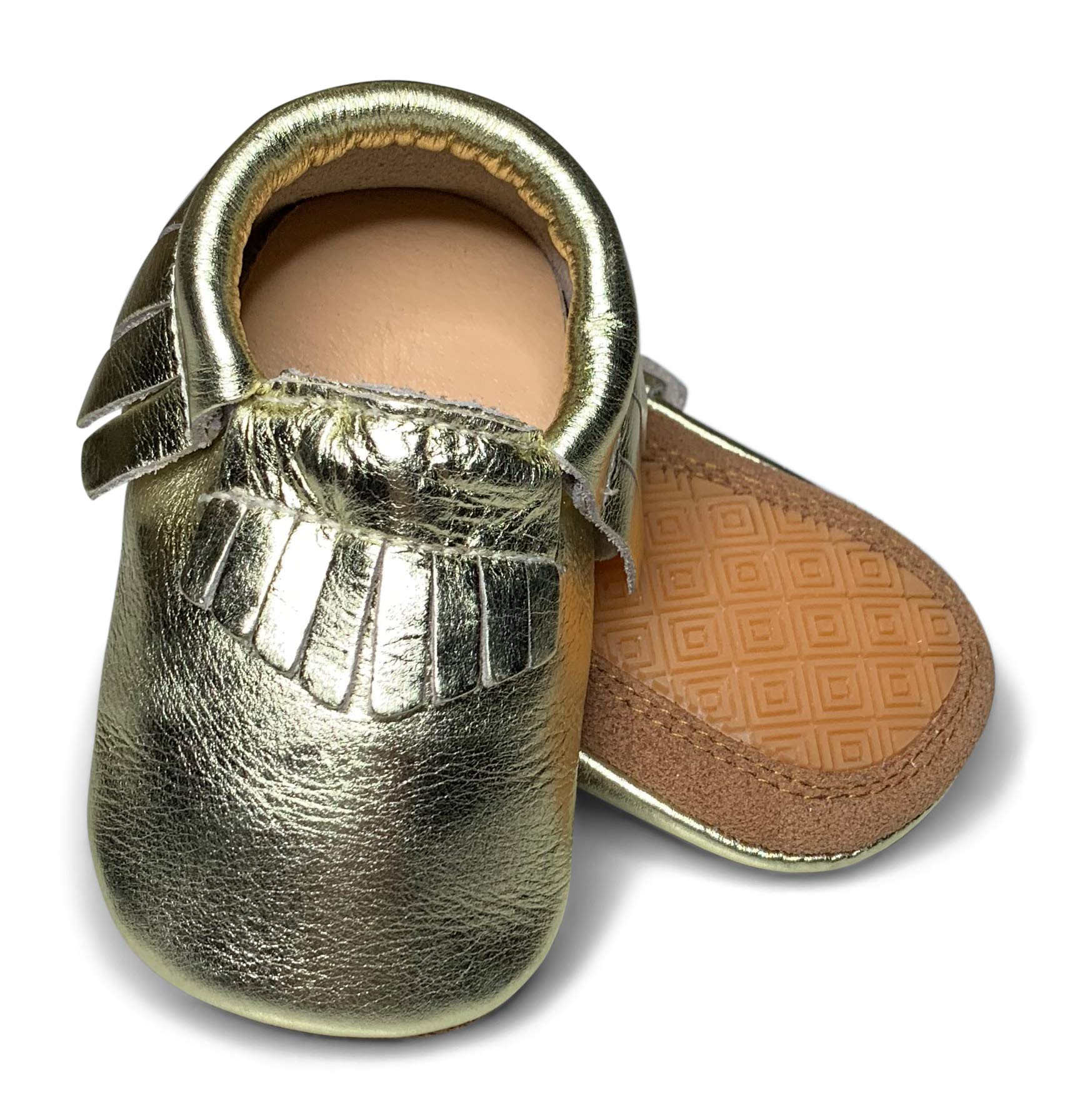 Lucky Love Toddler Moccasins • Premium