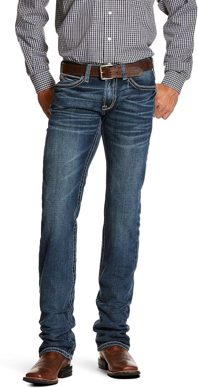 ARIAT Men's M7 Rocker Stretch Leg Je 40% OFF Cheap Sale Clearance SALE! Limited time! Straight Stackable Coltrane