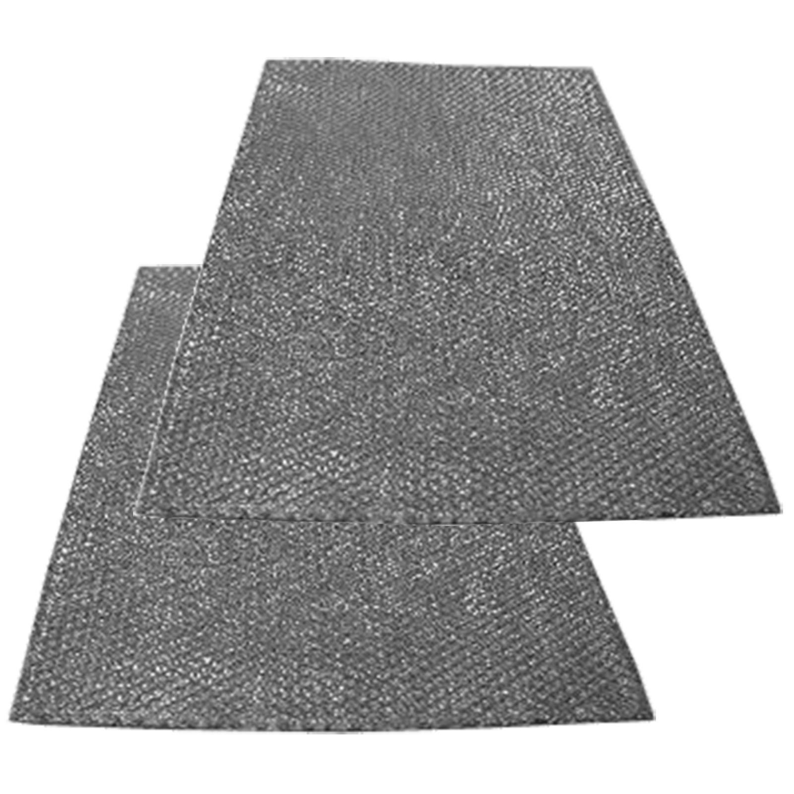 Spares2go Universal grande aluminio corte a tamaño de malla filtro para todas las marcas de campana extractora/extractor ventilación (Pack de 2 filtros, 90 x 47 cm): Amazon.es: Hogar