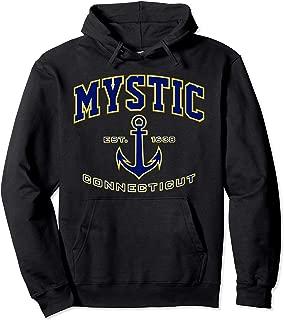 Mystic CT Hoodie for Women & Men
