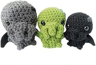 Cthulhu Amigurumi Peluche Lovecraft