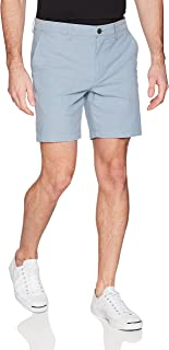 "Amazon Brand - Goodthreads Men's 7"" Inseam Lightweight Comfort Stretch Oxford Short"