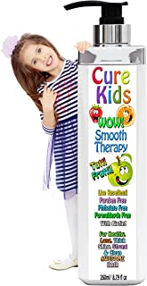 Cure Kids Wow! Smooth Therapy Silky Shiny Hair Treatment for your kids. Safe,Swimmers Safe for all little ones children ch...