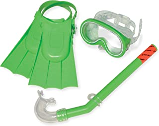 Swimline Otter Recreational Mask, Snorkel and Fins Set