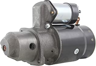 New Hi Torque Starter Assembled & Load Tested in The USA!! for John Deere Ag & Ind Equip 1955-1986 AT18025 44-4074 44-4525 TY1465 TYP3990 R1192871 1109576 TS-1172 91-01-4288 91-01-4036 4620N-USA