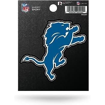3-Pack NFL Detroit Lions Team Decal