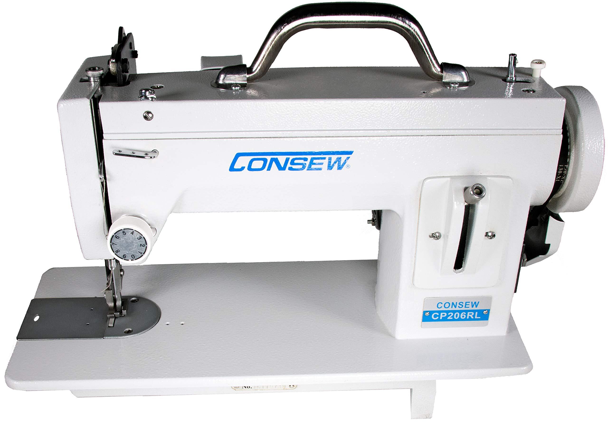 Consew CP206RL - Pie de andar portátil (nuevo estilo): Amazon.es ...