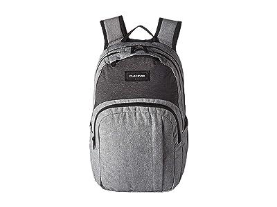 Dakine 25 L Campus Medium Backpack (Grey Scale) Backpack Bags