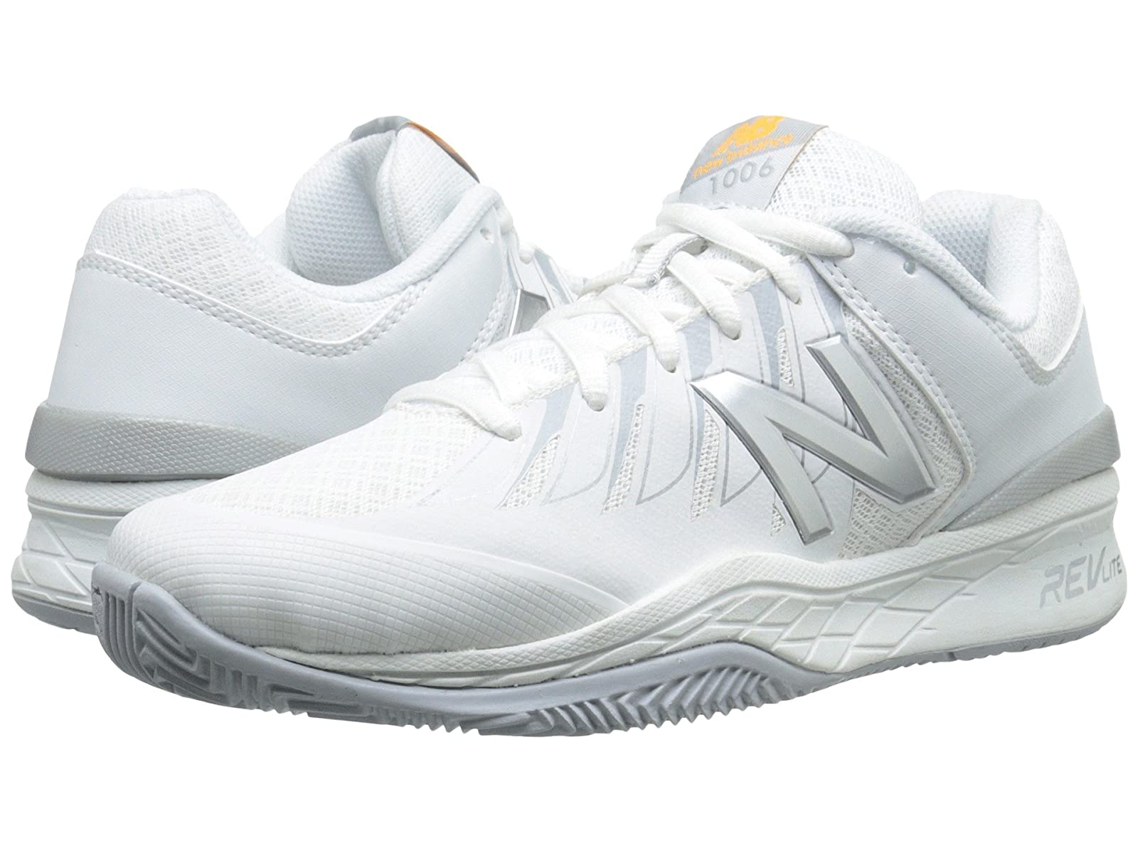 New Balance WC1006v1Atmospheric grades have affordable shoes