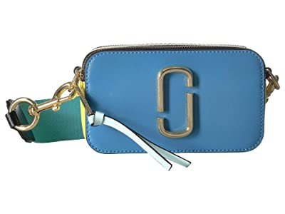 Marc Jacobs Snapshot (Aquaria Multi) Handbags