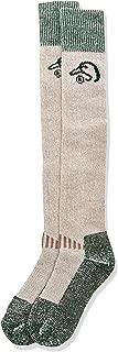 Men's Wool Blend Wader Socks, Tan, Large