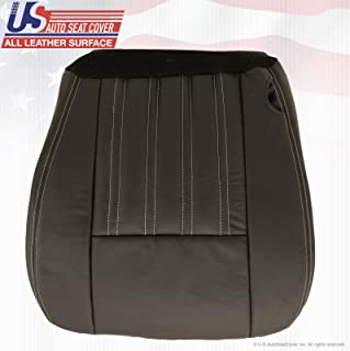 2004 Fits Ford F250 F350 Harley Davidson Driver Bottom Replacement Seat Cover Black