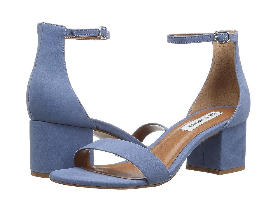 Steve Madden Irenee Sandal (Light Blue) Women