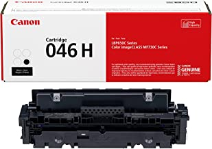 Canon Genuine Toner, Cartridge 046 Black, High Capacity...