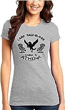 TOOLOUD Camp Half Blood Cabin 6 Athena Juniors T-Shirt