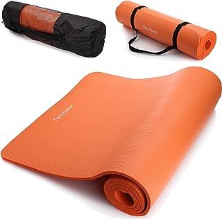 Readaeer-Colchoneta de Yoga Esterilla,Gruesa y Suave,Mejor elige para Yogini/Yogistar