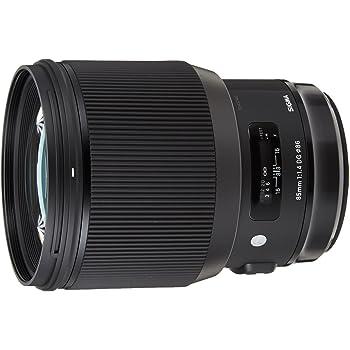 Sigma 85mm f/1.4 DG HSM Art Lens for Canon EF (321954)