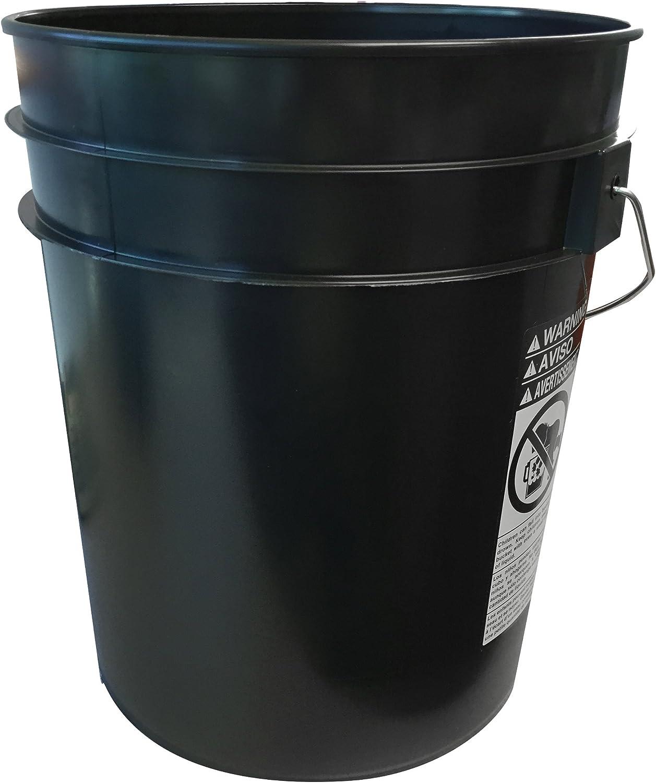 Argee Argee Argee RG5500BK 10 Plastic Bucket, 5 Gallon, schwarz B01DPJ4896 103114