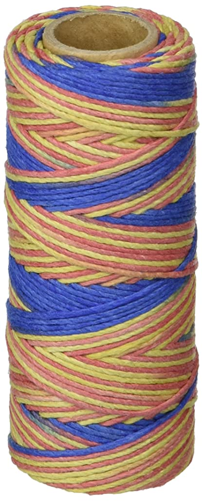 Hemptique # Variegated Cord Rhythm # #20 Hemp Spool