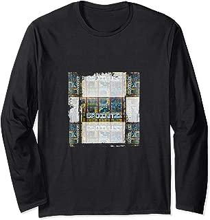 5 Pointz Graffiti Photograph New York City Queens NYC Long Sleeve T-Shirt