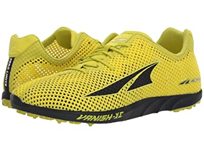 Altra Footwear Vanish XC (Lime/Black) Men