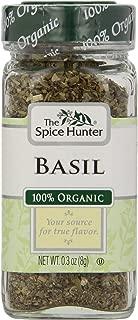 The Spice Hunter Basil, Organic, 0.3-Ounce Jar