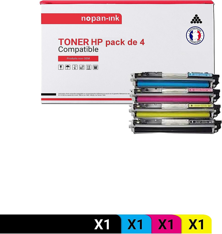 Tambour x1 - Compatible pour HP Laserjet Pro 100 Color MFP M175A Laserjet Pro 100 M175A Laserjet Pro Tambour NOPAN-INK CE314A